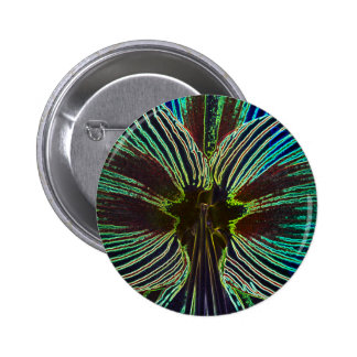 Neon Amaryllis Button