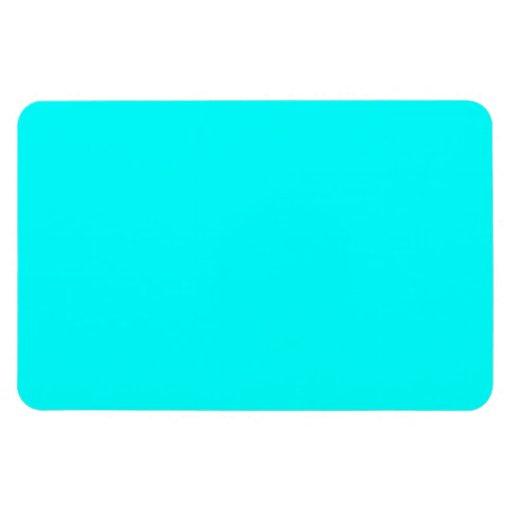 Neon aqua blue bright turquoise color trend blank premium - What colors make turquoise ...