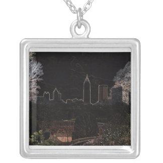 Neon Atlanta Necklace