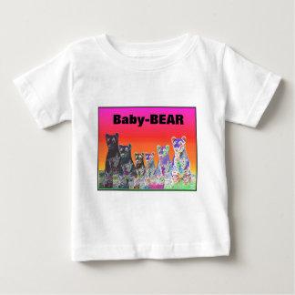 Neon Bear Product Baby T-Shirt