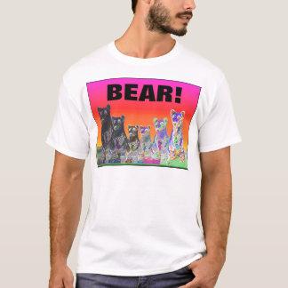 Neon Bear Product T-Shirt