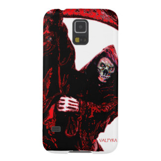 Neon Blood Grim Reaper Horseman Series by Valpyra Galaxy S5 Cases