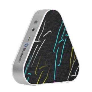 Neon Bolts Bluetooth Speaker