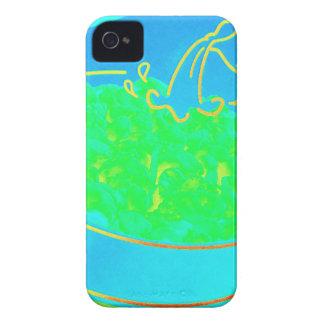 Neon Breakfast iPhone 4 Case-Mate Case