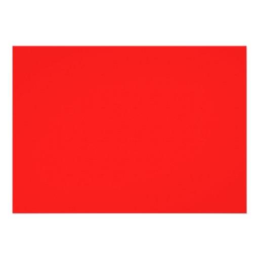 red invitation blank templates .