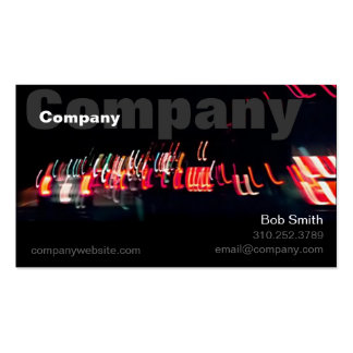 Neon Business Card