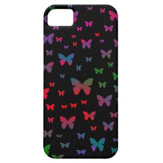 Neon Butterflies iPhone SE/5/5s Case