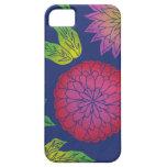 Neon Chrysanthemum iPhone 5 Covers