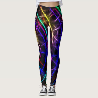 Neon Connections Leggings