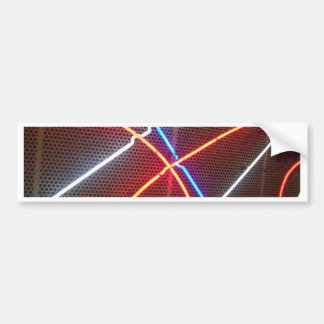 Neon - CricketDiane Art & Photography Bumper Sticker