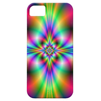 Neon Cross iPhone 5 Case