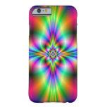 Neon Cross iPhone 6 case