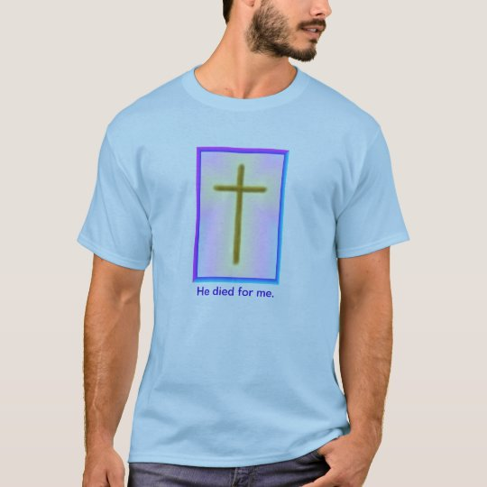 Neon Cross T-Shirt