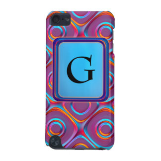 Neon Cubism iPod Touch (5th Generation) Cover