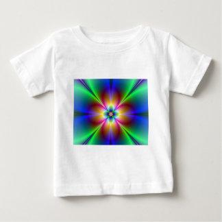 Neon Daisy Baby T-Shirt