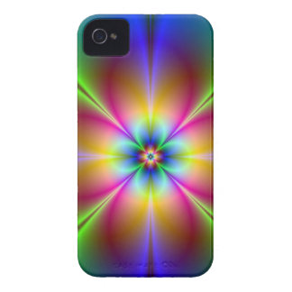 Neon Daisy iPhone 4 Cover