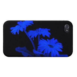 Neon Daisy's Cover For iPhone 4