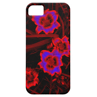 Neon Daylily iPhone SE/5/5s Case