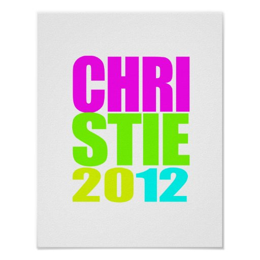 NEÓN DE CHRISTIE 2012 IMPRESIONES