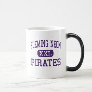 Neón de Fleming - piratas - alto - Kentucky de Taza Mágica