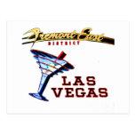 Neón de Las Vegas Tarjetas Postales