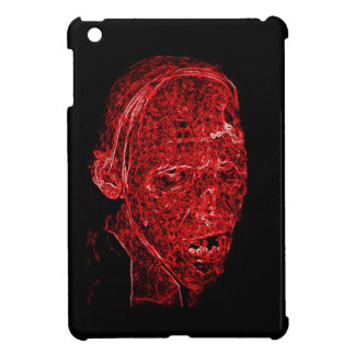 Neon Decay Zombie ipad mini case