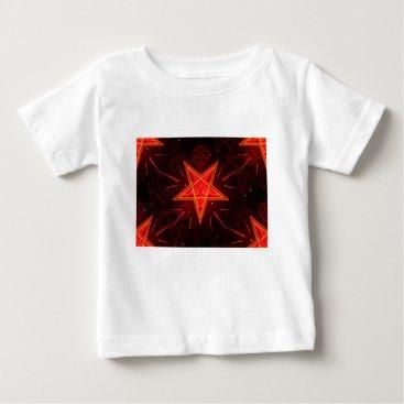 Halloween Themed neon demon baby T-Shirt