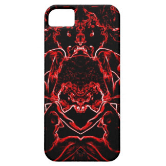 Neon Departure of the Witches iphone 5 case