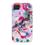 Neon Dragon Case-Mate iPhone 4 Covers
