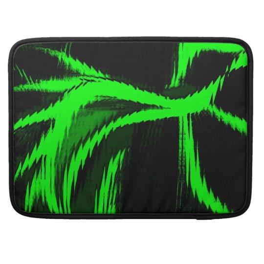 neon drak twist sleeve for MacBooks
