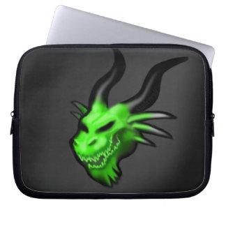 Neon Drake Laptop Case