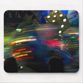 Neon Dream Mouse Pad