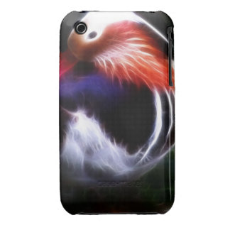 Neon Duck iPhone 3 Case