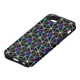 Neon Electric Light iPhone 5 Covers