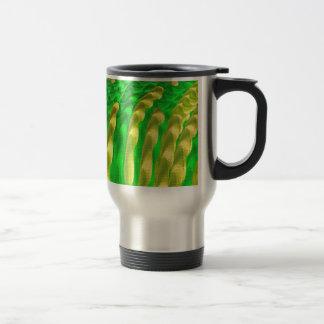 """neón """"espeluznante"""" tazas de café"""