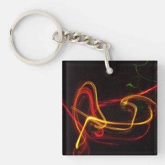 Neon Exposures Fierce Glow Key Chain