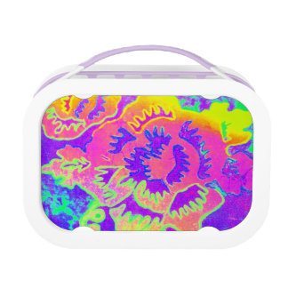Neon Fantasy Yubo Lunch Boxes
