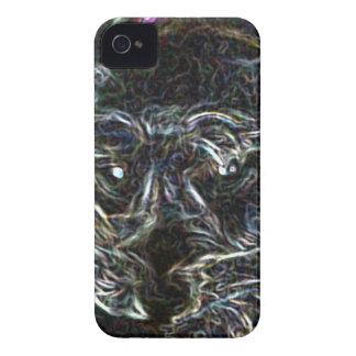 Neon Fergie iPhone 4 Case-Mate Case
