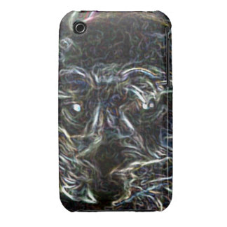 Neon Fergie iPhone 3 Cover