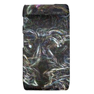 Neon Fergie Motorola Droid RAZR Cover