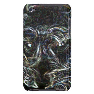 Neon Fergie iPod Touch Cases