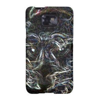 Neon Fergie Galaxy S2 Case
