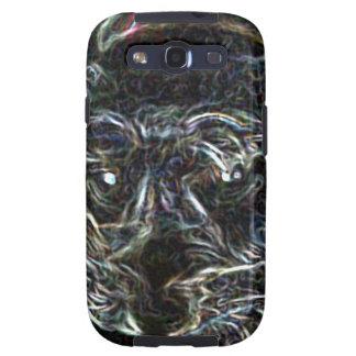 Neon Fergie Samsung Galaxy SIII Covers