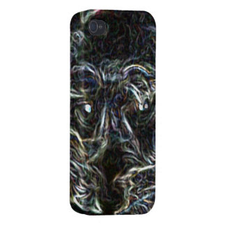 Neon Fergie Covers For iPhone 4