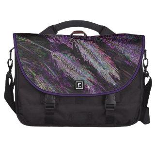 Neon Foxtails Laptop Commuter Bag