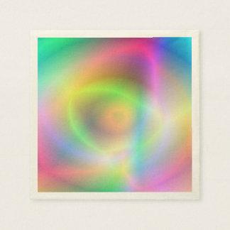 Neon Fun Paper Napkin