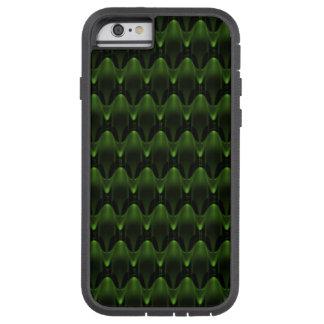 Neon Green Alien Head Tough Xtreme iPhone 6 Case