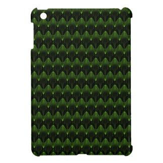 Neon Green Alien Head Design Case For The iPad Mini
