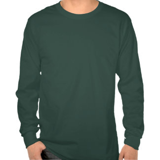 Neon Green Beer Blurred Happy St. Patrick's Day Shirt