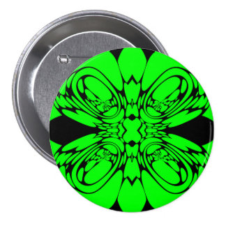 Neon Green Button